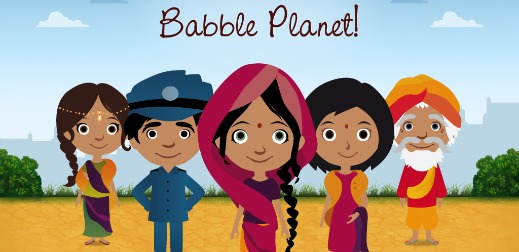 Babble Planet, le serious game social pour favoriser l'apprentissage de l'anglais
